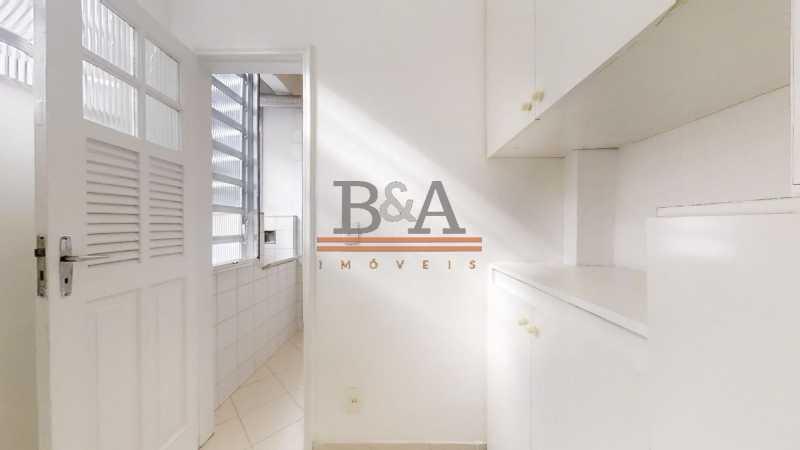 18 - Apartamento à venda Rua General Dionísio,Humaitá, Rio de Janeiro - R$ 984.000 - COAP30648 - 26