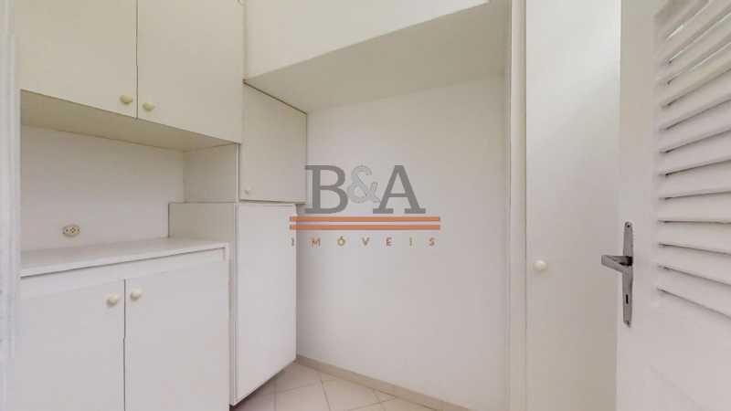 17 - Apartamento à venda Rua General Dionísio,Humaitá, Rio de Janeiro - R$ 984.000 - COAP30648 - 27
