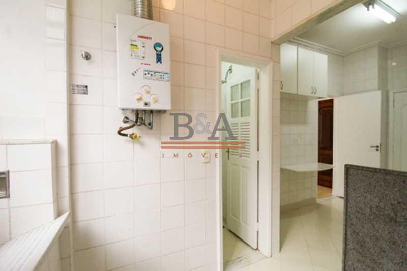 10 - Apartamento à venda Rua General Dionísio,Humaitá, Rio de Janeiro - R$ 984.000 - COAP30648 - 24