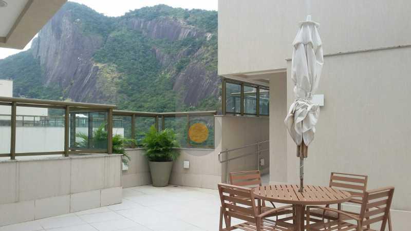 1 - Apartamento 2 quartos à venda São Conrado, Rio de Janeiro - R$ 880.000 - COAP20240 - 1