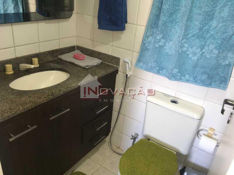 Banheiro Suite - Apartamento Estrada do Tindiba,Pechincha,Rio de Janeiro,RJ À Venda,3 Quartos,66m² - CRAP30089 - 12