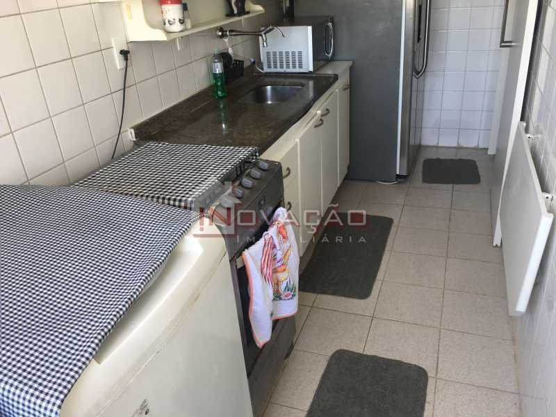 Cozinha 02 - Apartamento À Venda - Pechincha - Rio de Janeiro - RJ - CRAP30089 - 5