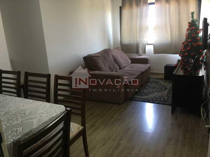Sala 01 - Apartamento Estrada do Tindiba,Pechincha,Rio de Janeiro,RJ À Venda,3 Quartos,66m² - CRAP30089 - 1