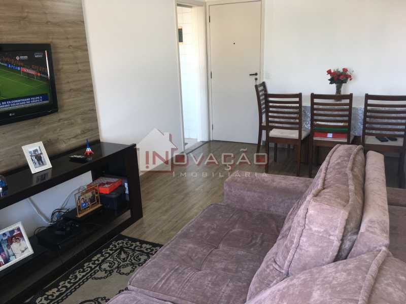 Sala 02 - Apartamento Estrada do Tindiba,Pechincha,Rio de Janeiro,RJ À Venda,3 Quartos,66m² - CRAP30089 - 3