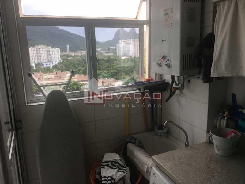 IMG_6960 - Apartamento À Venda - Curicica - Rio de Janeiro - RJ - CRAP20317 - 12