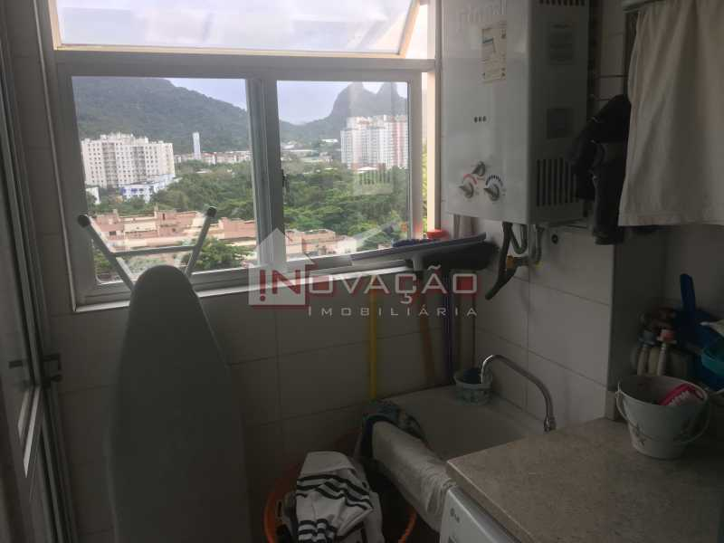 IMG_6961 - Apartamento À Venda - Curicica - Rio de Janeiro - RJ - CRAP20317 - 18