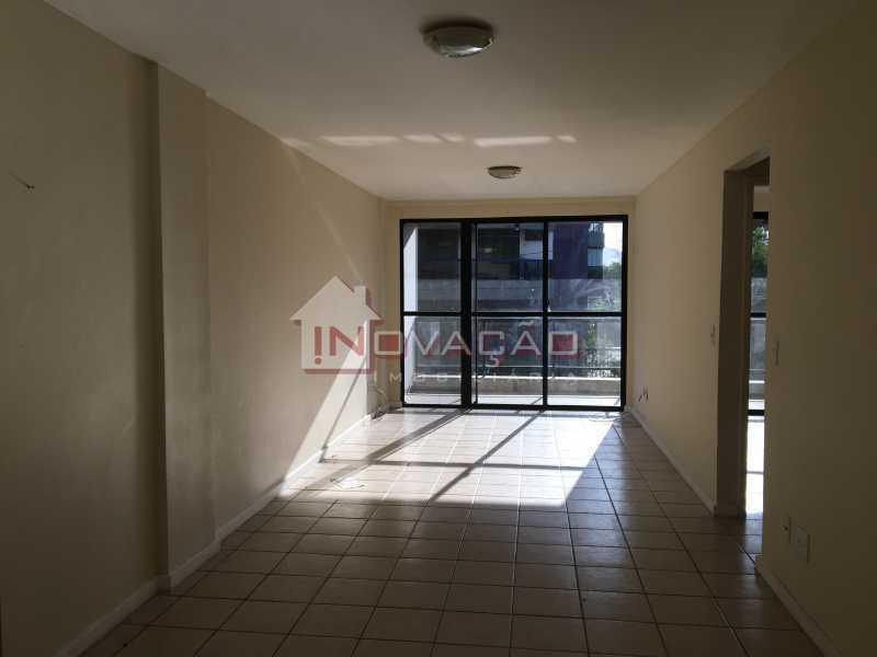 IMG_8419 - Apartamento Recreio dos Bandeirantes, Rio de Janeiro, RJ À Venda, 2 Quartos, 115m² - CRAP20335 - 3