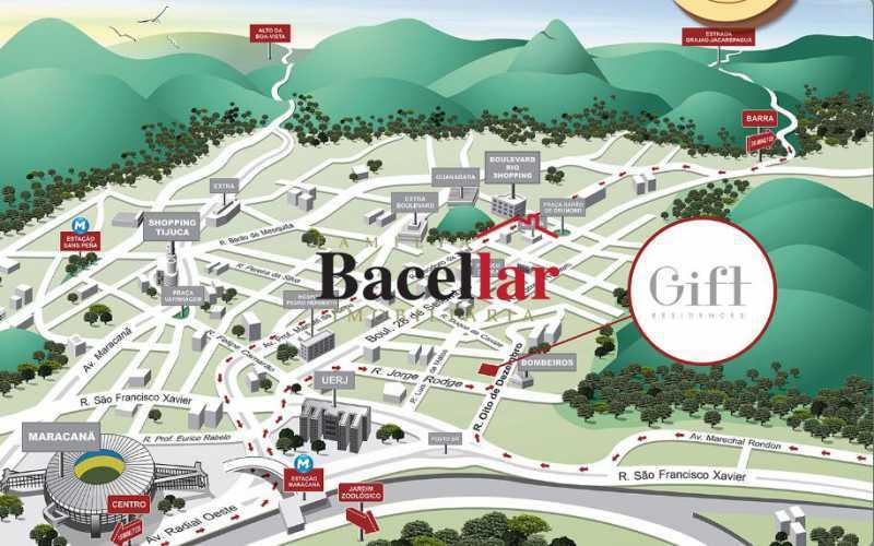 G15 - Fachada - GIFT RESIDENÇES - VILA ISABEL - 35 - 9