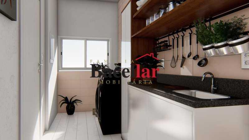 índice - Apartamento 2 quartos à venda Jardim Sulacap, Rio de Janeiro - R$ 219.000 - TIAP24165 - 16