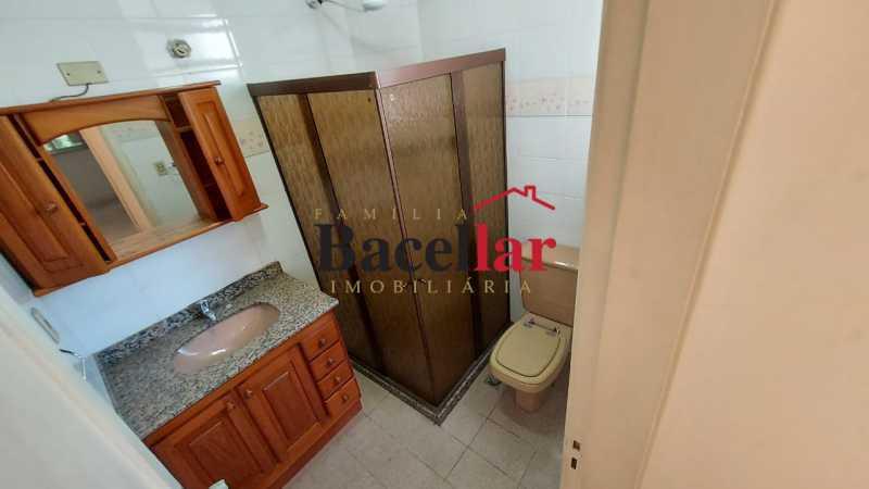 banheiro social. - Apartamento 1 quarto para venda e aluguel Tijuca, Rio de Janeiro - R$ 340.000 - TIAP10912 - 13