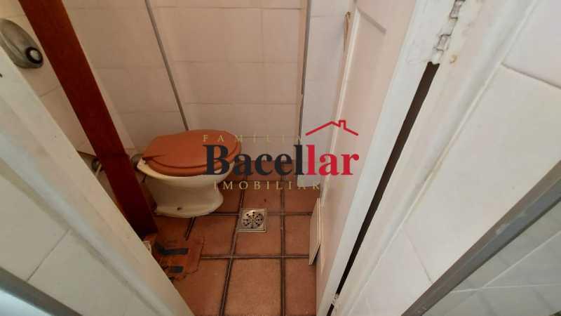 banheiro de empregada. - Apartamento 1 quarto para venda e aluguel Tijuca, Rio de Janeiro - R$ 340.000 - TIAP10912 - 21
