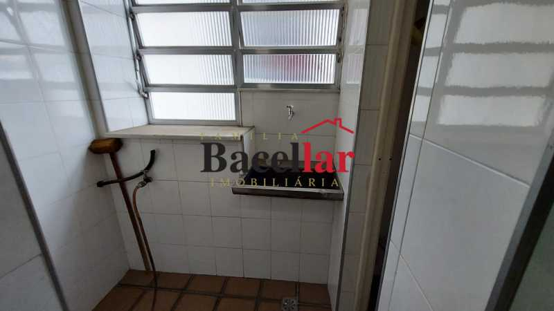 área. - Apartamento 1 quarto para venda e aluguel Tijuca, Rio de Janeiro - R$ 340.000 - TIAP10912 - 20