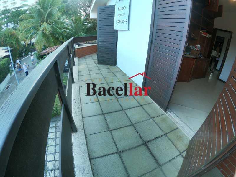 GOPR8623 - Casa em Condomínio à venda Avenida Lúcio Costa,Rio de Janeiro,RJ - R$ 2.400.000 - TICN40040 - 9