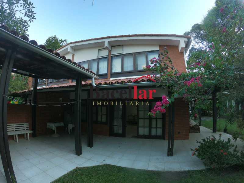 GOPR8637 - Casa em Condomínio à venda Avenida Lúcio Costa,Rio de Janeiro,RJ - R$ 2.400.000 - TICN40040 - 1