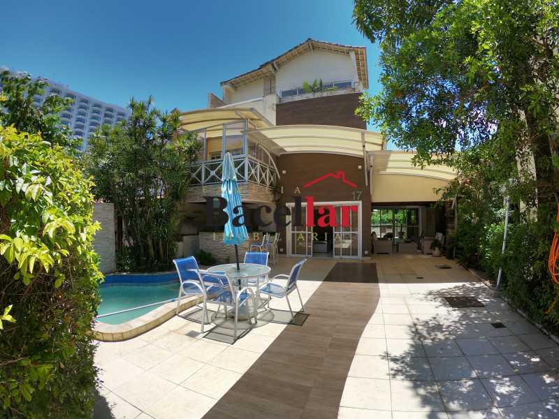 GOPR8925 - Casa em Condomínio 3 quartos à venda Rio de Janeiro,RJ - R$ 2.950.000 - TICN30055 - 3