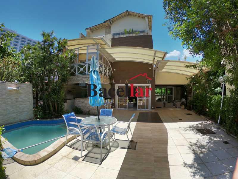 GOPR8926 - Casa em Condomínio 3 quartos à venda Rio de Janeiro,RJ - R$ 2.950.000 - TICN30055 - 1