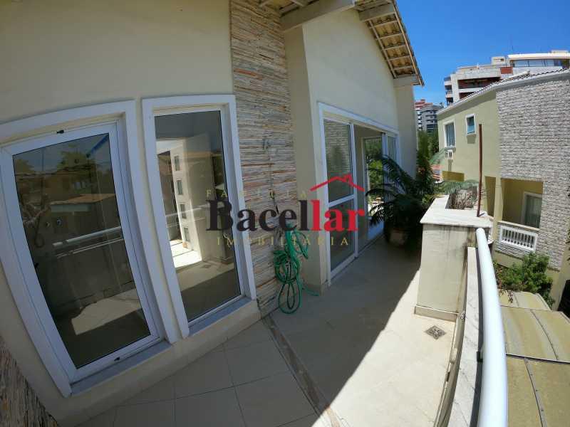 GOPR8934 - Casa em Condomínio 3 quartos à venda Rio de Janeiro,RJ - R$ 2.950.000 - TICN30055 - 5