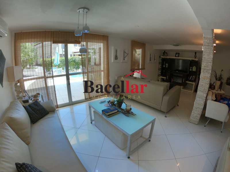 GOPR8948 - Casa em Condomínio 3 quartos à venda Rio de Janeiro,RJ - R$ 2.950.000 - TICN30055 - 14