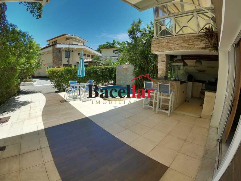 GOPR8951 - Casa em Condomínio 3 quartos à venda Rio de Janeiro,RJ - R$ 2.950.000 - TICN30055 - 16