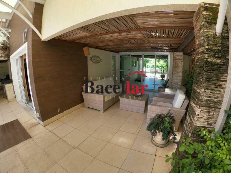 GOPR8952 - Casa em Condomínio 3 quartos à venda Rio de Janeiro,RJ - R$ 2.950.000 - TICN30055 - 17