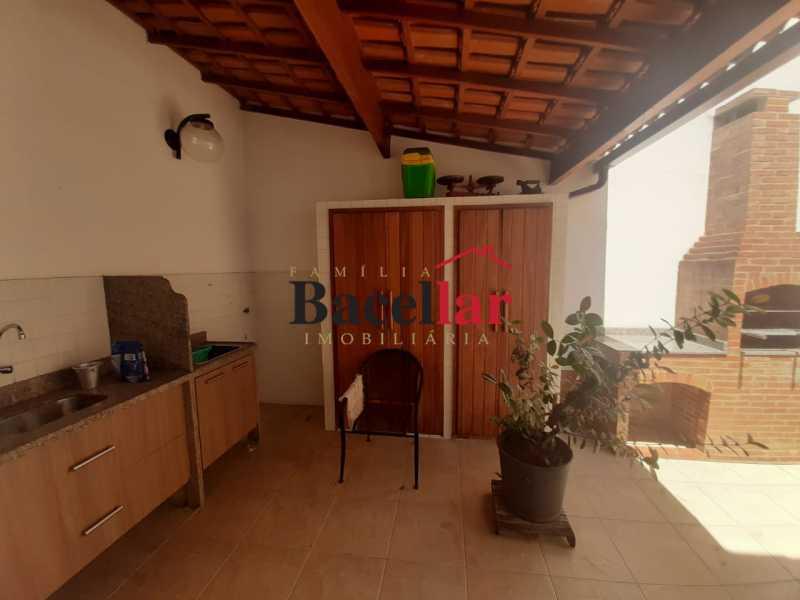 732abba0-bd3b-4d3f-bc60-8d852f - Casa 3 quartos à venda Riachuelo, Rio de Janeiro - R$ 650.000 - TICA30169 - 24