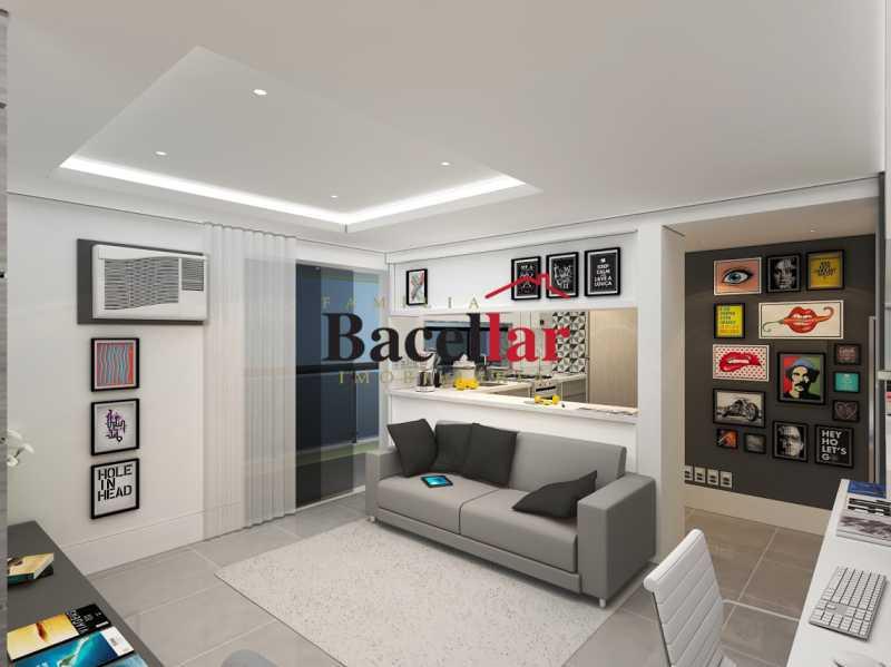 SALA_C - Apartamento 2 quartos à venda Rio de Janeiro,RJ - R$ 400.497 - RIAP20066 - 4
