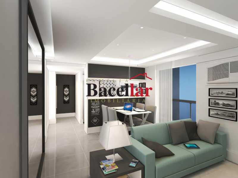 SALA_B - Apartamento 2 quartos à venda Rio de Janeiro,RJ - R$ 404.432 - RIAP20067 - 3