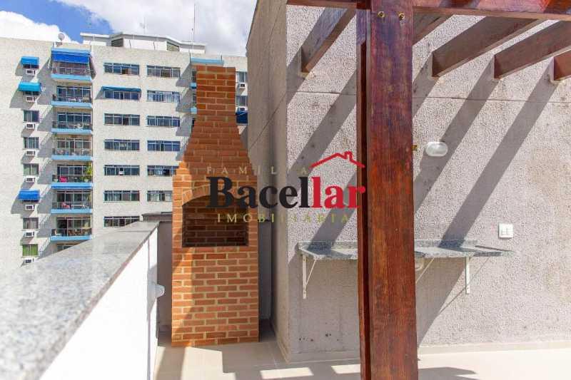 churrasqueira - Apartamento 2 quartos à venda Rio de Janeiro,RJ - R$ 417.146 - RIAP20071 - 18