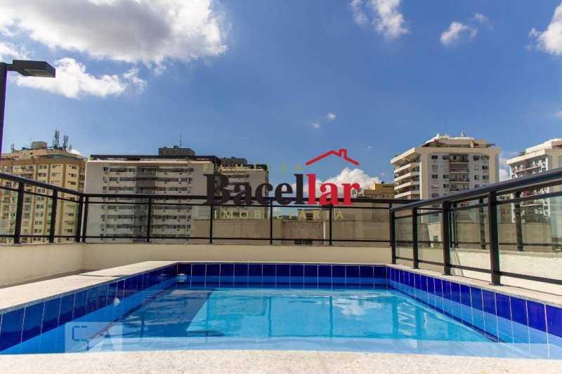 piscina - Apartamento 2 quartos à venda Rio de Janeiro,RJ - R$ 417.146 - RIAP20071 - 4