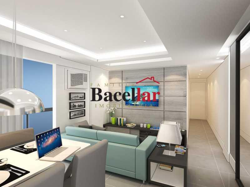 SALA_A - Apartamento 2 quartos à venda Rio de Janeiro,RJ - R$ 360.632 - RIAP20072 - 1