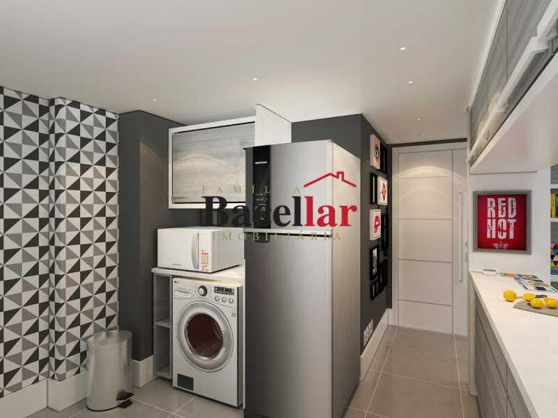 COZINHA - Apartamento 2 quartos à venda Rio de Janeiro,RJ - R$ 360.632 - RIAP20072 - 10