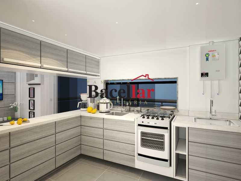 COZINHA_B - Apartamento 2 quartos à venda Rio de Janeiro,RJ - R$ 360.632 - RIAP20072 - 11