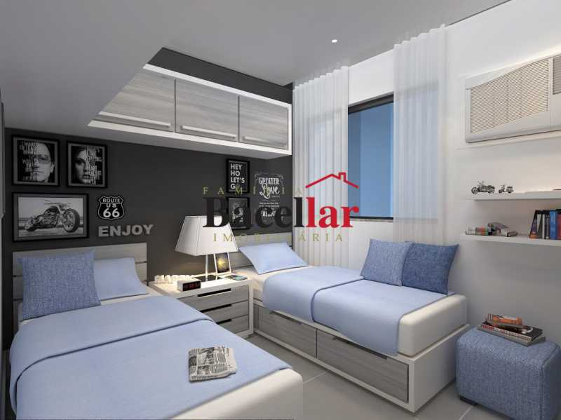 QUARTO_A - Apartamento 2 quartos à venda Rio de Janeiro,RJ - R$ 378.000 - RIAP20074 - 6