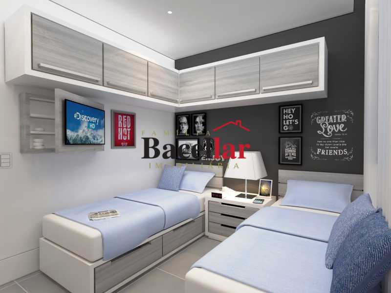 QUARTO_B - Apartamento 2 quartos à venda Rio de Janeiro,RJ - R$ 378.000 - RIAP20074 - 7