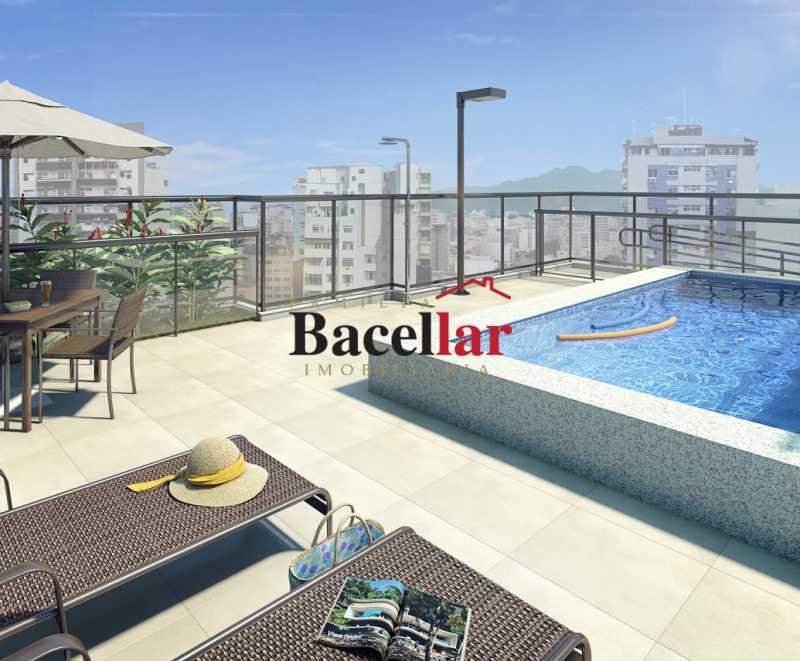 Piscina - Apartamento 2 quartos à venda Rio de Janeiro,RJ - R$ 378.000 - RIAP20074 - 17