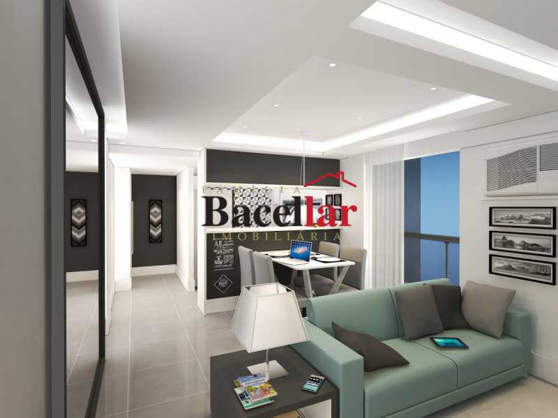 SALA_B - Apartamento 2 quartos à venda Rio de Janeiro,RJ - R$ 354.900 - RIAP20076 - 3