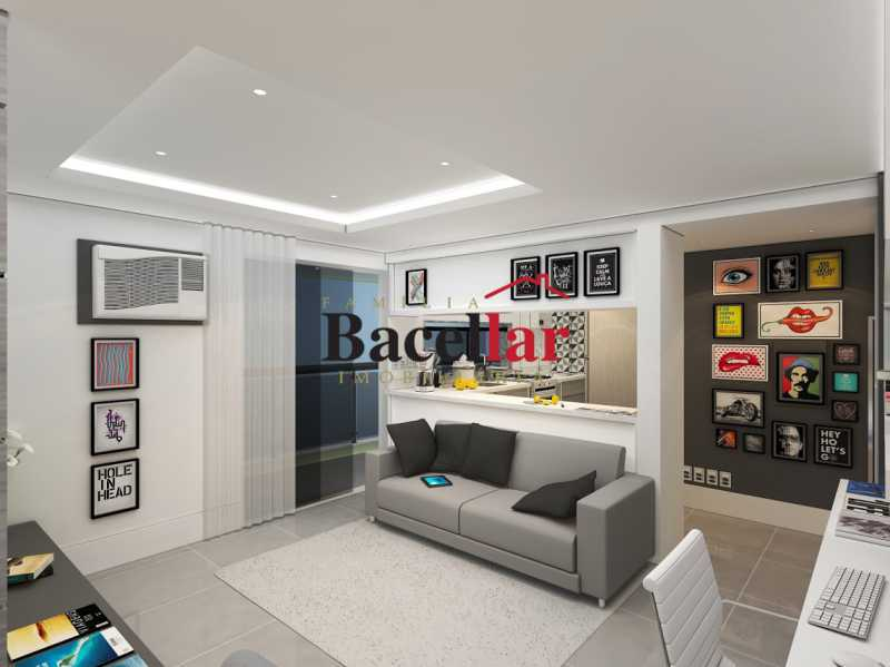 SALA_C - Apartamento 2 quartos à venda Rio de Janeiro,RJ - R$ 354.900 - RIAP20076 - 4