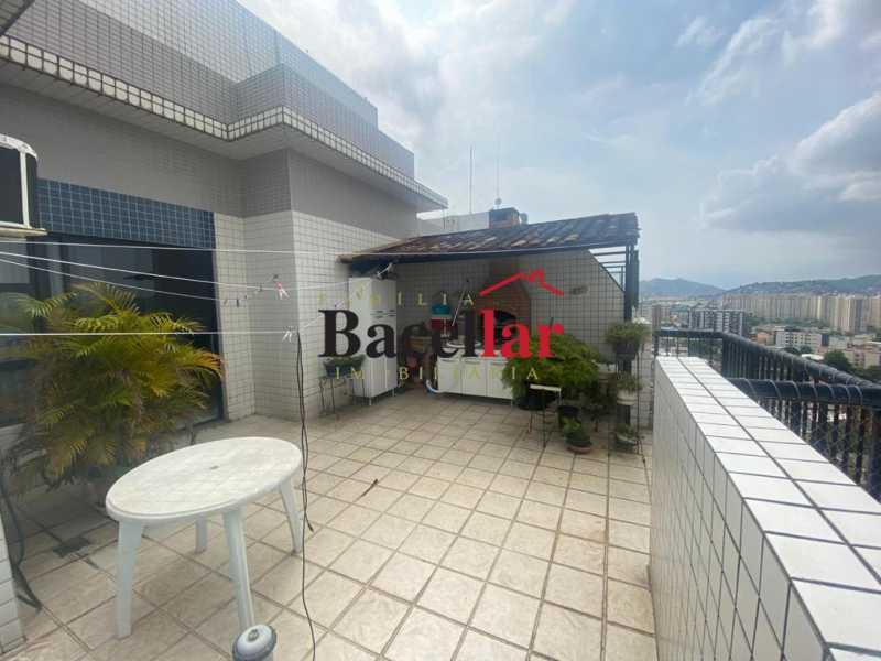 IMG-20201207-WA0044 - Cobertura 3 quartos à venda Cachambi, Rio de Janeiro - R$ 620.000 - TICO30254 - 1