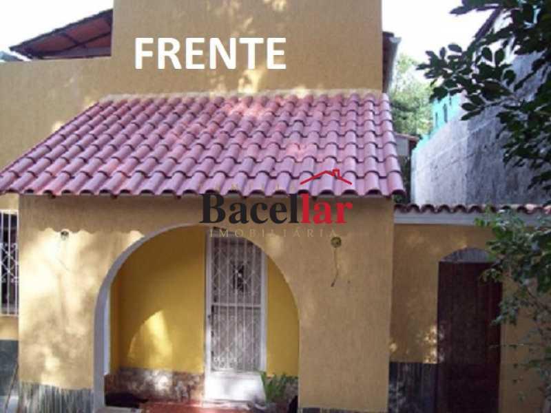 2 - Casa 3 quartos à venda Vila Isabel, Rio de Janeiro - R$ 699.000 - TICA30171 - 4