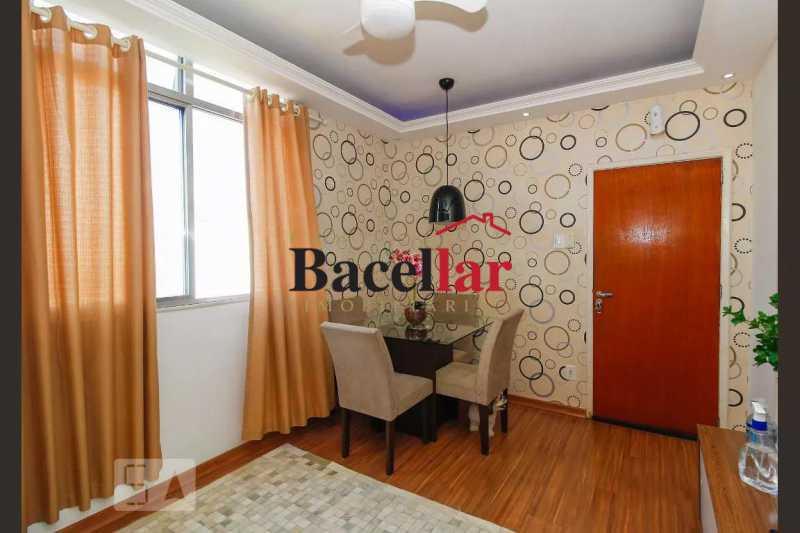 4 Sala a-8df8-02135b21534a - Apartamento 2 quartos à venda Sampaio, Rio de Janeiro - R$ 190.000 - RIAP20101 - 4