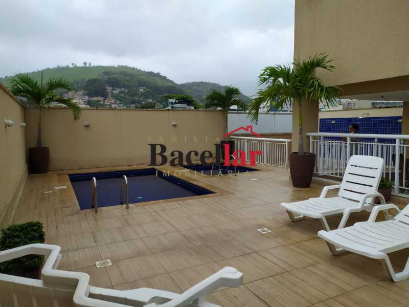 22 - Cobertura 2 quartos à venda Rio de Janeiro,RJ - R$ 269.000 - RICO20008 - 30