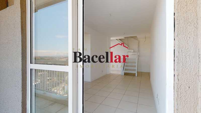 Rua-Cadete-Polonia-Riap-20103- - Cobertura 2 quartos à venda Rio de Janeiro,RJ - R$ 269.000 - RICO20008 - 1
