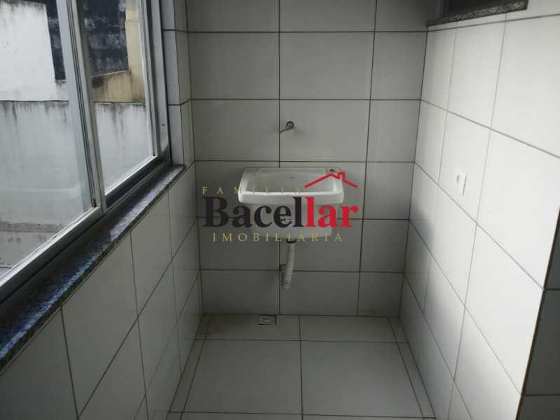 5 Área a - Casa de Vila 3 quartos à venda Riachuelo, Rio de Janeiro - R$ 290.000 - RICV30006 - 10
