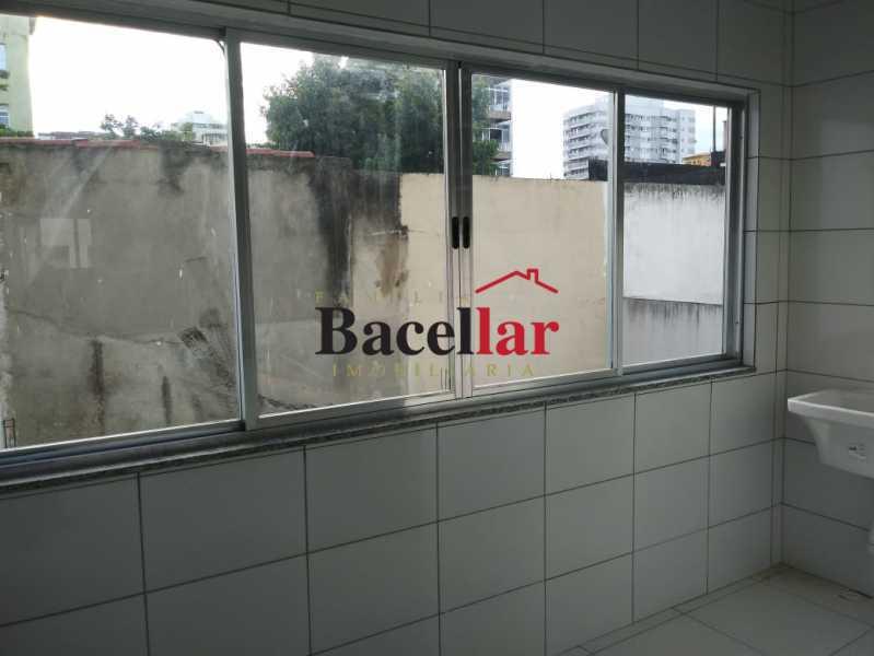 5 Área b - Casa de Vila 3 quartos à venda Riachuelo, Rio de Janeiro - R$ 290.000 - RICV30006 - 11
