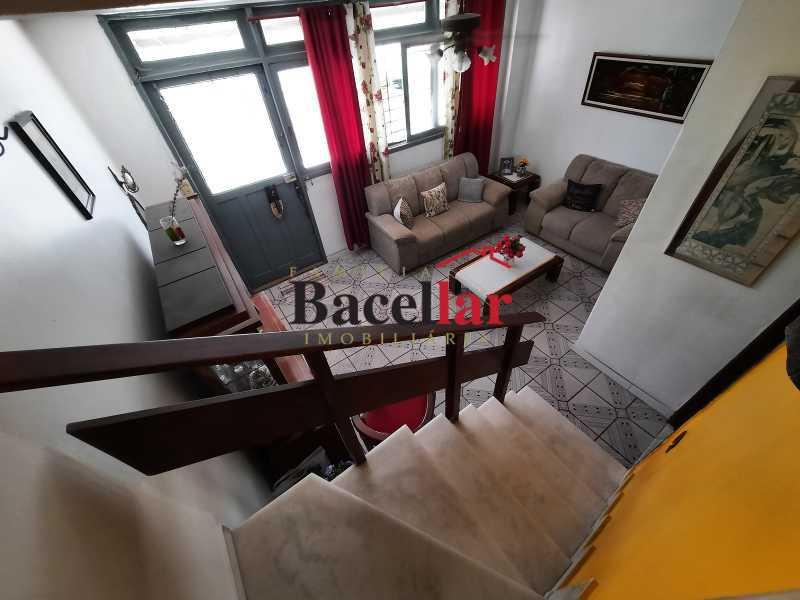 10 - Casa de Vila 3 quartos à venda Rio de Janeiro,RJ - R$ 750.000 - TICV30159 - 11