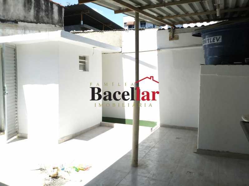9 Terraço b - Casa de Vila 4 quartos à venda Riachuelo, Rio de Janeiro - R$ 350.000 - RICV40004 - 20