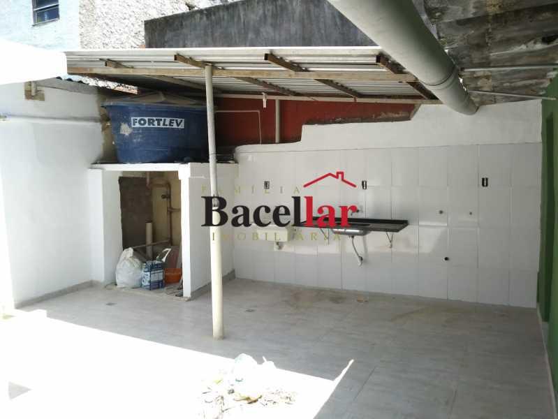 9 Terraço c - Casa de Vila 4 quartos à venda Riachuelo, Rio de Janeiro - R$ 350.000 - RICV40004 - 21