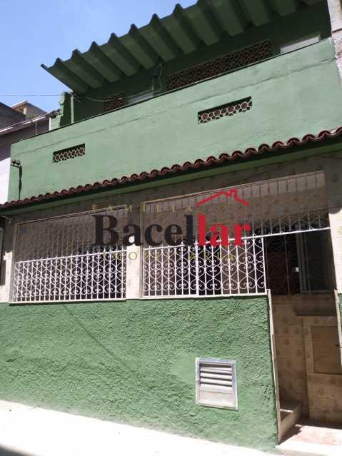 Fachada a - Casa de Vila 4 quartos à venda Riachuelo, Rio de Janeiro - R$ 350.000 - RICV40004 - 1