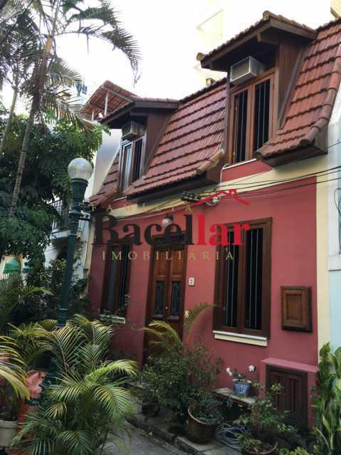 índice - Casa de Vila 3 quartos à venda Tijuca, Rio de Janeiro - R$ 849.000 - TICV30160 - 1