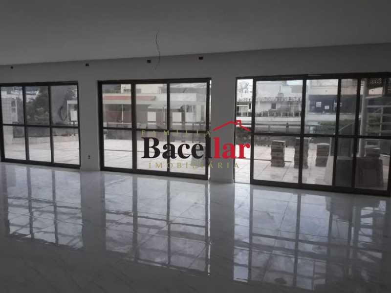 01 - Cobertura 4 quartos à venda Barra da Tijuca, Rio de Janeiro - R$ 2.400.000 - TICO40110 - 1